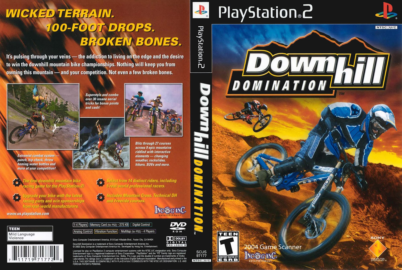 Pc downhill domination para